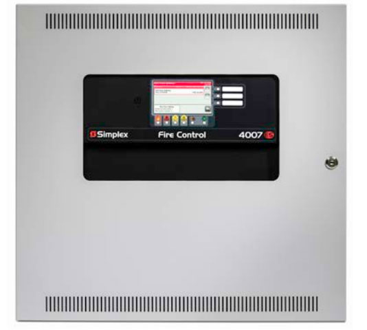 Simplex 4007 Es Fire Alarm Panel  U2013 Seccom